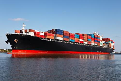 Перевозка вещей контейнером морским транспортом
