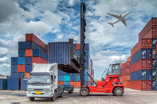 мультимодальные перевозки коммерческих грузов