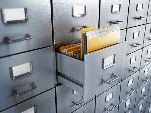 Компания Santa Fe - архивное хранение документов