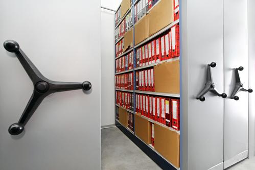 Оптимизация архивного хранения документов
