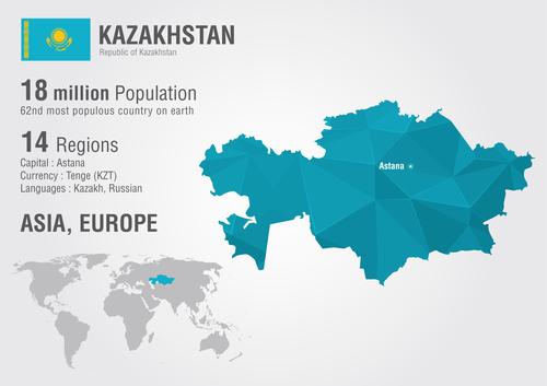 Переезд в Казахстан на ПМЖ