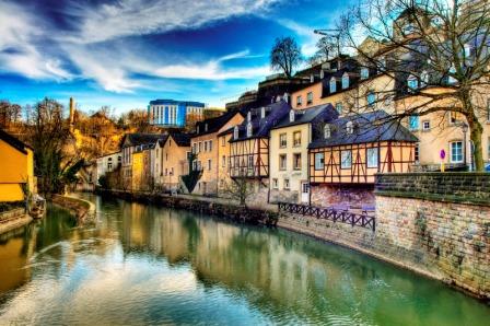 Экспаты в Люксембурге