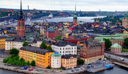 Стокгольм открыт для русских эмигрантов
