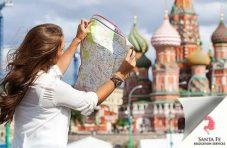 Ознакомительный тур для иностранцев