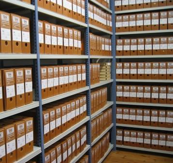 Внеофисное хранение документов в архиве