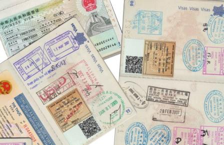 Паспорт путешественника