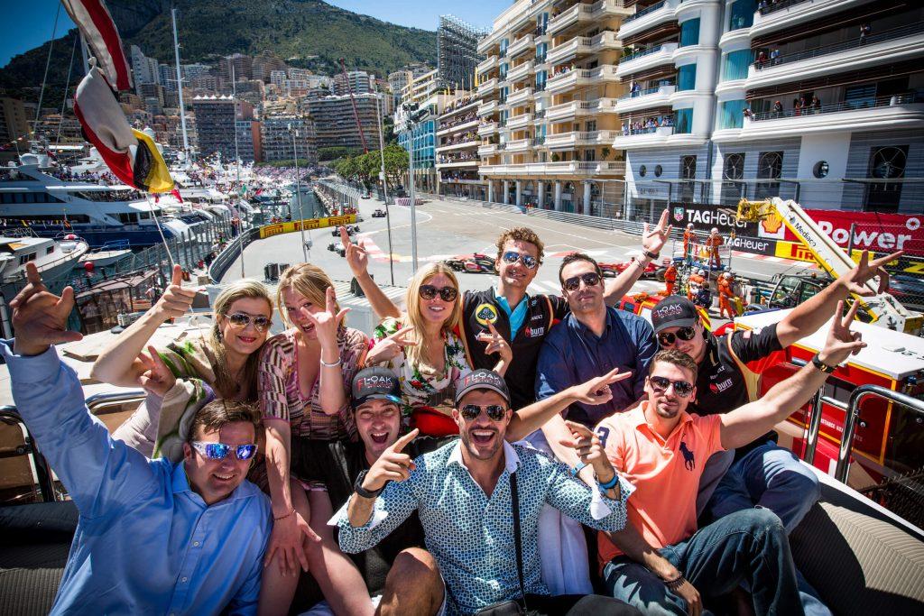 Люди в Монако