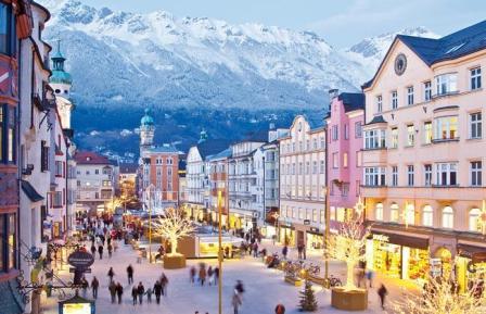 Переезжаем в Австрию из России