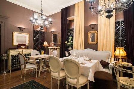 Элитный ресторан