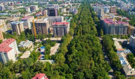Переезжаем в Бишкек