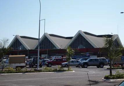 аэропорт Ивато