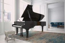 Перевезти рояль за границу
