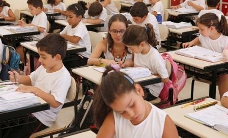 Школа в Бразилии