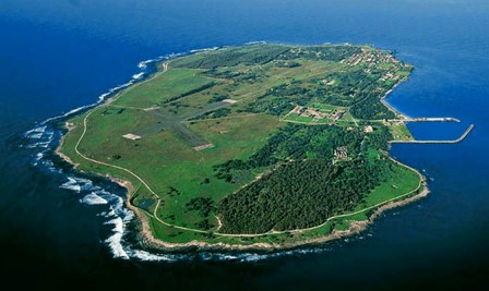 Остров Роббен