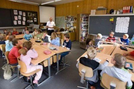 государственная школа в Швейцарии