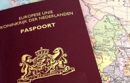 паспорт Нидерландов