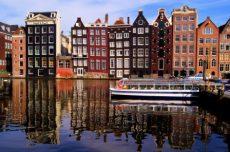 переезд в Амстердам