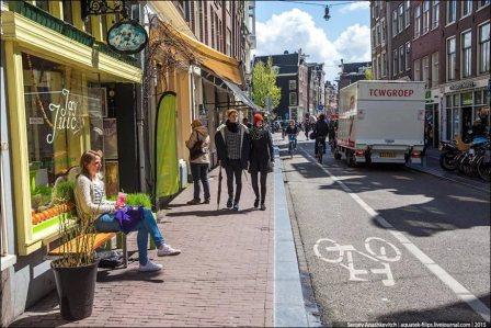 переезжаем в амстердам