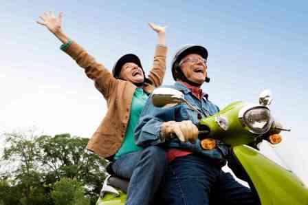 Пенсионеры в Малайзии