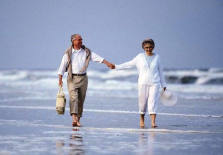 Пенсионеры на Мальте