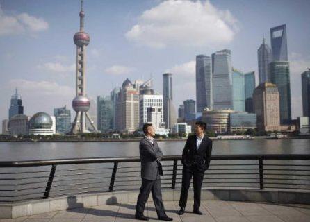 Переезд в Шанхай