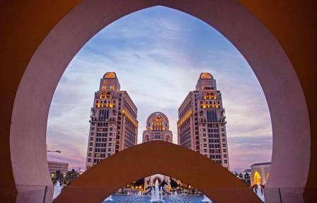 Рождество в Катаре