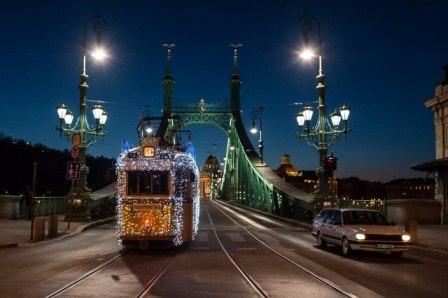 Улицы Венгрии
