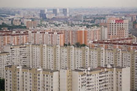 Переезд в южный район Москвы