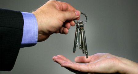 Ключи от квартиры в Финляндии