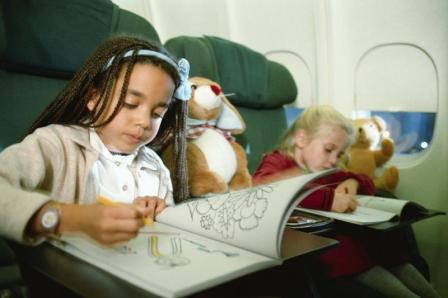 Летаем с детьми