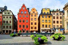 Переезд в Стокгольм