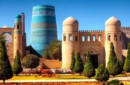 Переезд в Узбекистан