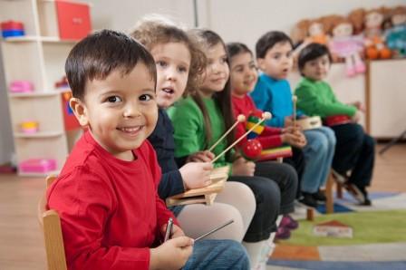 Дети в Испании