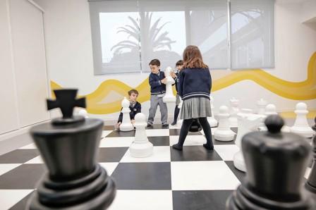 Испанский детский сад