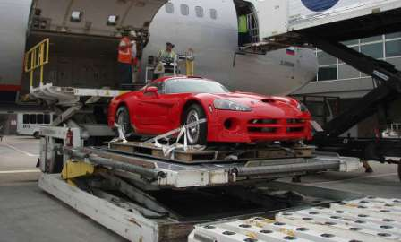 Перевоз авто в Европу