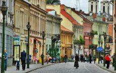 Переезд в Литву