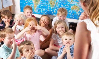 Финский детский сад
