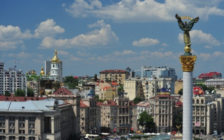 Переезд в Киев