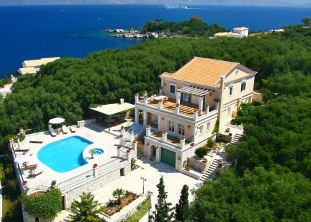 Жильё в греции