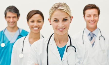 Медик в Сингапуре
